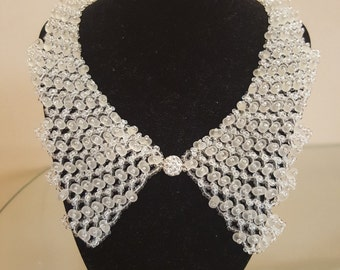 Collar WHITE SNOW