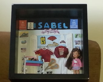 Sweet Sixteen Shadow Box