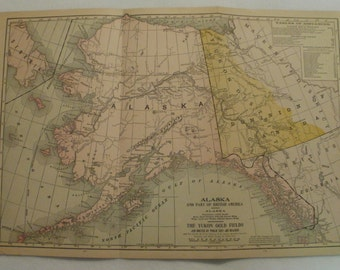 Usa Philippines Map Etsy - Us map 1908