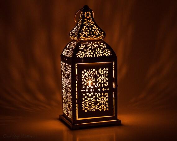 Moroccan Floor Lamp Table Lantern Bedside Lamp Bedside
