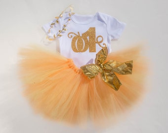 Fall first birthday outfit/Autumn 1st Birthday Outfit/Fall One outfit/Pumpkin patch birthday outfit/Pumpkin outfit