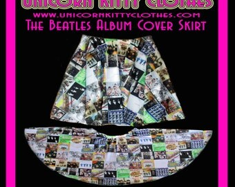 The Beatles discography Skater Skirt