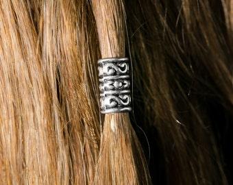 Beard Bead Kit 'Durn' TIBETAN ALLOY beard rings viking beard bead Dwarvish beard bead Celtic beard bead beard styles beard beading