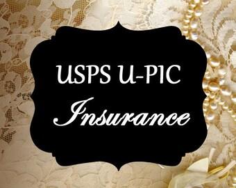USPS U-PIC INSURANCE