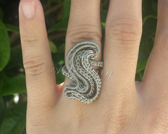ring made of wire