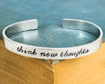 Think New Thoughts Bracelet