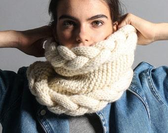 Kit de tricot Hanki Snood