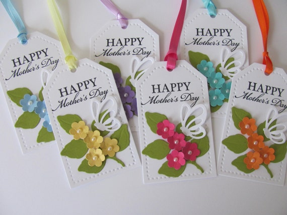 Mother S Day Tags: Happy Mother's Day Gift Tags, Mother's Day Tags, Mother's