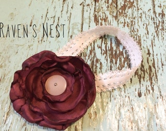 Flower Headband - Baby Headband - Girls Headband