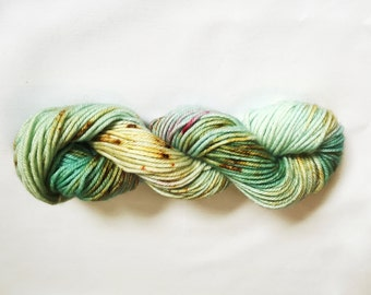 Springtime - Hand Dyed Merino Superwash Wool - Sport Weight