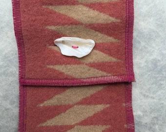 Pendleton Wool Treasure Bag