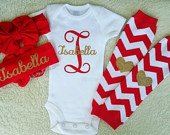 Newborn Outfit, Newborn Take Home Outfit, Newborn Girl Coming Home Outfit, Baby Girl Gift, Newborn Outfit, Baby Girl Outfit, © Liv & Co.™