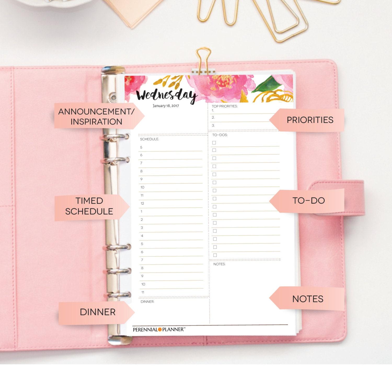 Calendar Half Sheet : Day planner printable half sheet a monthly calendar
