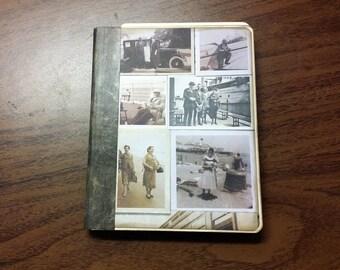File Folder Mini Scrapbook Album (Brag book)-058