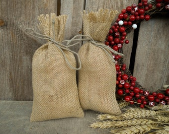 Burlap Bags Wedding Favor Bags Burlap Favor Bags Party Favor Bags Wedding Gift Bags Rustic Wedding Party Bags Candy Bags Valentine Favor Bag