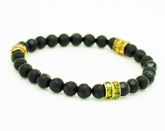 Mystic Onyx Bracelet