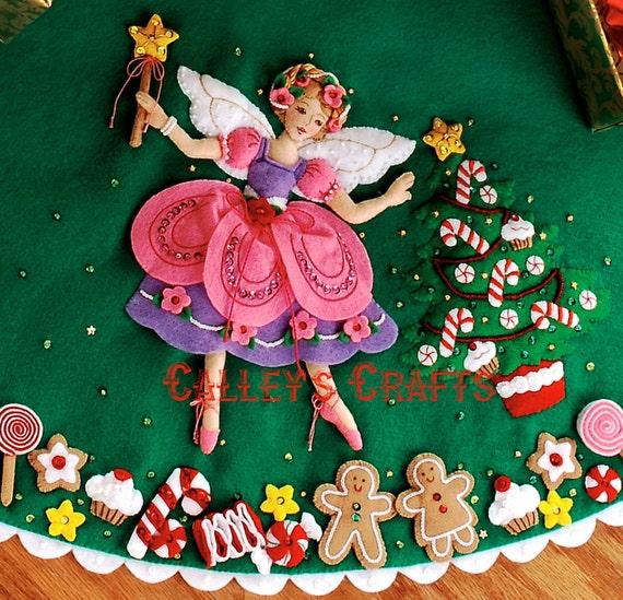 Bucilla Christmas Tree Skirt