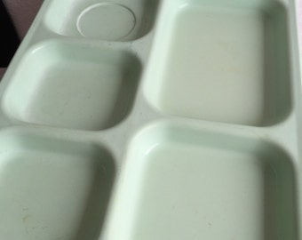 Dallas Ware cafeteria / school lunch trays . . . Sets of 4