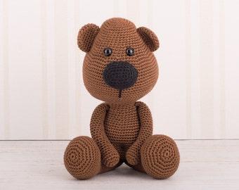Amigurumi Barley Bear - NL versie