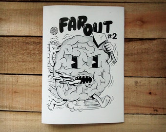 Far Out #2 Comic Zine