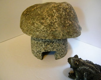 Garden Decoration,Toad House, GardenToad House