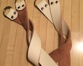 Pilates Extension Foot Straps (pair)