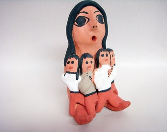 Mother Storyteller Doll
