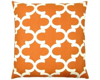 Cushion cover Bob orange nature Oriental 50 x 50 cm