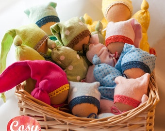 Soft dolls for babies