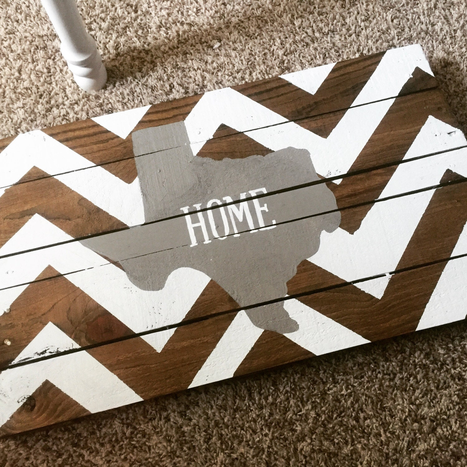Wooden Texas Recycled Pallet Sign By Rusticrestyle On Etsy: Texas Chevron Pallet Sign Recycled Pallet Home Decor Wood