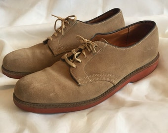 SALE 20% OFF Suede Cole Haan Oxfords