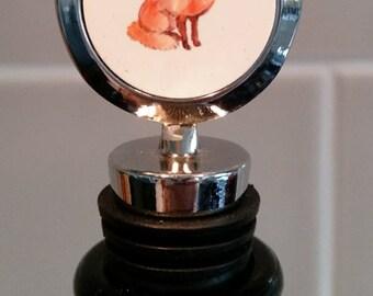 Fox - Wine Bottle Stopper