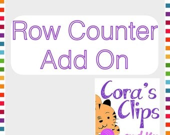 Row Counter Add On