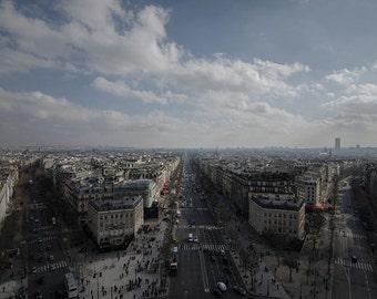Paris, city, europe, urban