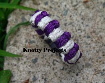 The bumps Paracord Bracelet
