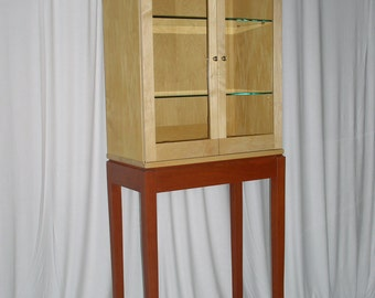 Krenov Display Cabinet