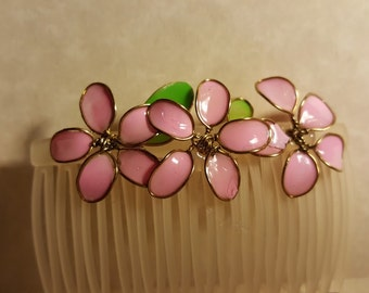 Cherry Blossom Hair Accessory!