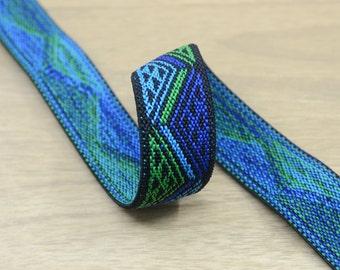 Jacquard  Pattern Elastic,Waistband Elastic,Knit Elastic, Sewing Elastic 1 inch 25mm