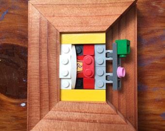 """Lego Art """"outside the box"""" series"""