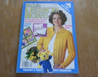 McCall's Needlework & Crafts June 1984