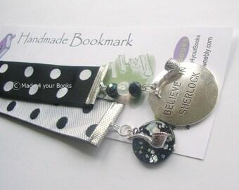 Bookmark  Sherlock Holmes inspired