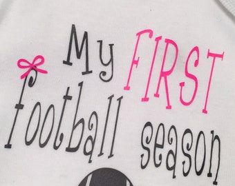First Football Season
