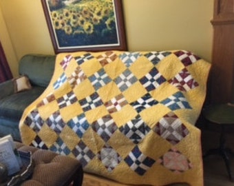 Lovely Antique Quilt