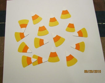 candy corn die cuts