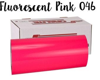 Oracal 751 Fluorescent Pink Vinyl