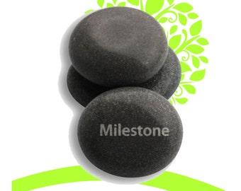 Word stones. word rock. inspirational stone. beach pebble. happy stone.  pocket stone. worry stone.