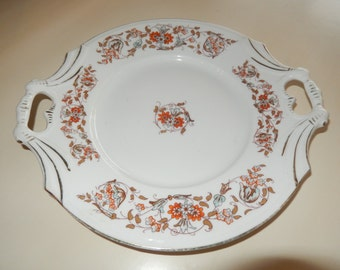 GERMANY SERVING PLATE with Handles