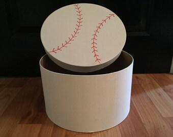 Baseball card box
