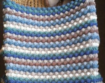Bobbles Baby Blanket