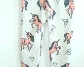 Baby and Toddler Leggings- Unicorns/Unicorn Leggings